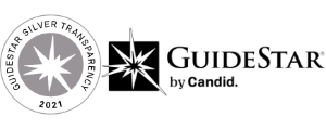 GuideStar Logo and Silver Status